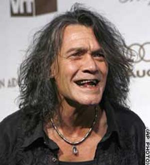 Eddie Van Halen - 2007