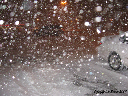 """""""Snow Blind""""Taken November 29, 2007 with Canon PowerShot A550"""